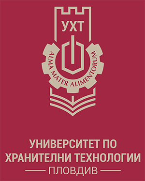 University of Food Technologies - Alma mater alimentorum, logo with slogan